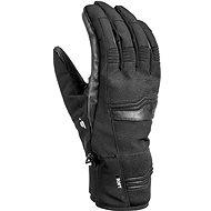 Lyžařské rukavice Leki Cerro S, black