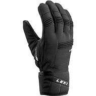 Lyžařské rukavice Leki Progressive vel. 6 S, black