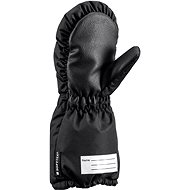 Lyžařské rukavice Leki Little Eskimo Mitt Long, black