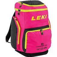 Leki WCR 85L, neonpink-black-neonyellow, 85 L - Vak na lyžařské boty