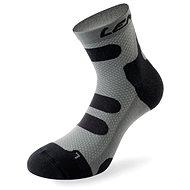 Lenz Compression 4.0 black / ant. size 45-47 - Socks