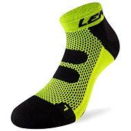Lenz Compression 5.0 short neon yellow/black 50 - Kompresní ponožky