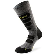 Lenz X Country 2.0, 30 anthracite / green - Socks