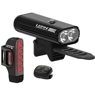 Lezyne Connect Drive Pro 1000XL/ Strip Connect Pair Black - Světlo na kolo