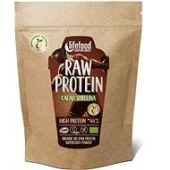 Lifefood Raw protein BIO – kakaový 1kg