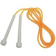 Lifefit rope 260cm, oranžové - Švihadlo