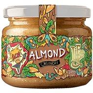 Lifelike Mandlový krém křupavý 300 g - Ořechový krém