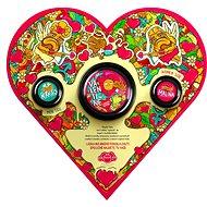Lifelike Valentýnské srdce - Ořechový krém
