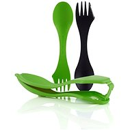 Light My Fire Sporks´n Case Green/Black - Sada
