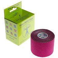 Tejp Kine-MAX SuperPro Rayon kinesiology tape růžová
