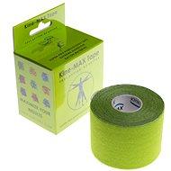 Tejp Kine-MAX SuperPro Rayon kinesiology tape zelená