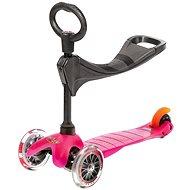 Micro Mini 3v1 růžová - Sportovní odrážedlo