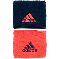 Adidas Small Wristbands Coral/Blue - Potítko