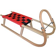 Sulov Tatra 120cm red and black - Sledge