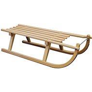 Sulov Davos, sedák dřevo, 100Cm - Sáňky