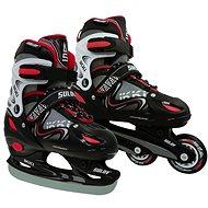 SULOV 2-in-1 IKKI BOY, L (39-42) - Children's ice skates