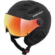Mango Cusna PRO+ černá mat - Lyžařská helma