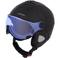 Lyžařská helma Mango Volcano VIP černá mat