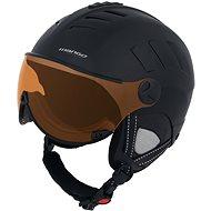 Mango Volcano Pro Černá Mat - Lyžařská helma