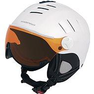 Mango Volcano Pro Bílá Perleť Mat - Lyžařská helma