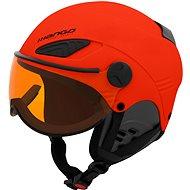 Mango Rocky Pro oranžová mat - Lyžařská helma
