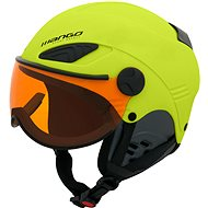 Mango Rocky Pro limeta vel. 53-55 cm - Lyžařská helma