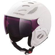 Mango Cusna VIP bílá mat - Lyžařská helma
