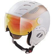 Mango Cusna Pro+ bílá/prosecco mat 58-60 cm - Lyžařská helma