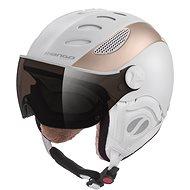 Mango Cusna Pro bílá/prosecco mat 58-60 cm - Lyžařská helma