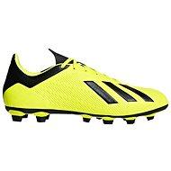 Adidas X 18.4 FG žlutá - Kopačky