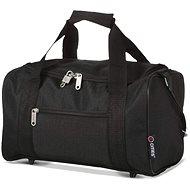CITIES 611 - černá - Cestovní taška