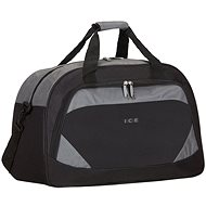 ICE 7558 - Black/Grey - Travel Bag