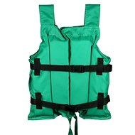 Vesta Mavel dětská vesta zelená