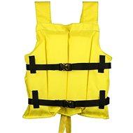 Mavel dětská vesta žlutá - Vesta