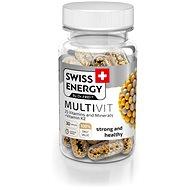 Swiss Energy Multivit 30 kapslí - Vitamín