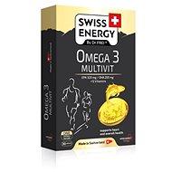 Swiss Energy Omega-3 Multivit 30 cps. - Omega 3