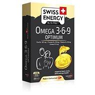 Swiss Energy Omega-3-6-9 Optimum 30 cps. - Omega 3