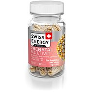 Swiss Energy Prenatal Multivit cps.30