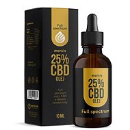 Mentis CBD Full spectrum oil 25%