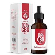 Mentis CBG Full spectrum oil 10%