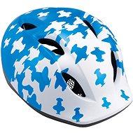 MET SUPER BUDDY dětská letadla/modrá/bílá matná M/L - Helma na kolo