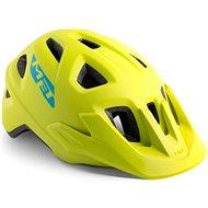 MET ELDAR lime zelená matná S/M - Helma na kolo