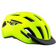 MET ALLROAD reflex žlutá matná - Helma na kolo