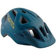 MET ECHO petrol modrá matná - Helma na kolo