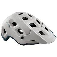 MET TERRANOVA šedá/modrá matná - Helma na kolo