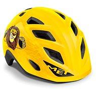 MET ELFO dětská lev/žlutá lesklá S/M - Helma na kolo