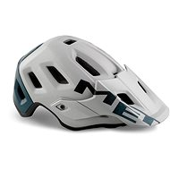 Helma na kolo MET ROAM šedá/petrol modrá matná
