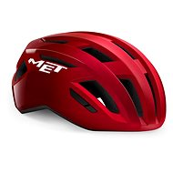 MET VINCI MIPS červená metalická lesklá - Helma na kolo
