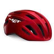 MET VINCI MIPS červená metalická lesklá M - Helma na kolo
