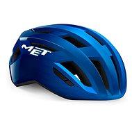 Helma na kolo MET VINCI MIPS modrá metalická lesklá